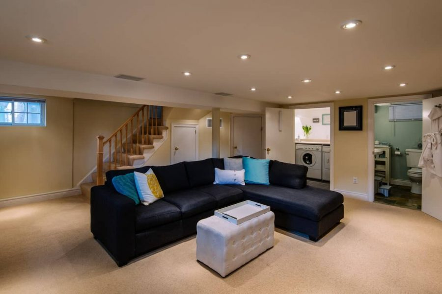 What Lighting Should You Use For The Drop Ceiling In Your Basement?